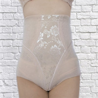 S110 high quality lace bamboo tummy body control underwear whole sell for females briefs hot selling in Denmark