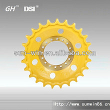 Crawler Bulldozer D7F Undercarriage parts sprocket