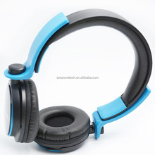 Chinese new model private label detachable cable headset with true and natural sound for sports/Practice/training/exercise