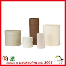 Accept Custom elegant Cosmetic creative paper packaging box biodegradable gift tube