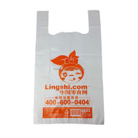 China Manufacturer Custom Hdpe Plastic Grocery Bags On Roll