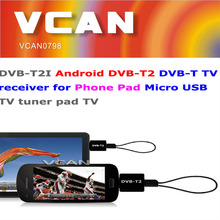Popular usb tv tuner for android dvb-t2/t for Phone Pad Micro USB TV tuner wholesale