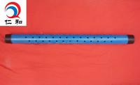 Stainless steel sieve tube