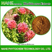 Natural herbal Plant extract 1%-10% Rhodiola Rosea Extract