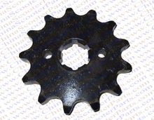 13 Tooth 420 428 520 530 17MM 20MM 50CC 70CC 90CC 110CC 125CC 150CC 200CC 250CC Sprocket Dirt Pit bike ATV Quad Buggy Parts