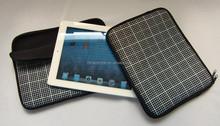 Hot sale 7 inch for IPad sleeve Neoprene zipper Tablet sleeve