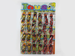 Newest small finger skateboards toy for kid to play 24PCS