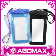 2015 fashion phone pvc waterproof case for iphone 6 plus