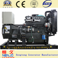 64KW/80KVA UK brand 1104A-44TG1 diesel generator with best price