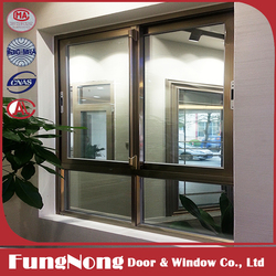 Newest Aluminum Sliding Window Designs With Mosquito Screen