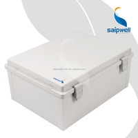 300*400*170mm IP65 weatherproof industrial electric plastic agraffe box (SP-MG-304017)