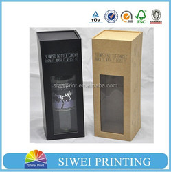 China factory customized printed gift wine bottle bags