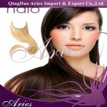 new product remy human hair flip in hair extension