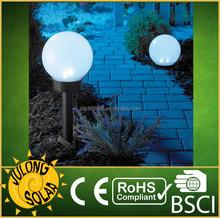 LED SOLAR FLOATING ROUND BALL SOLAR LIGHT PLASTIC