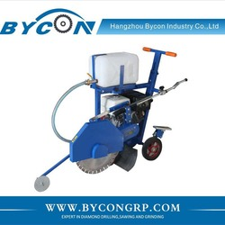 CE 450mm blade dimension double blade power saw concrete cutter DFS-450H-2