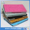High quality colorful cute magic girl leather case for ipad mini