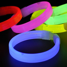 "FASHION HOT SALE 8"" GLOW STICKS BRACELETS - 6 COLORS - GLO LIGHT PARTY - FREE GLASSES SJ-GB02"
