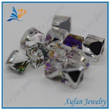 wholesale white cube shape gemstone names pictures