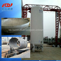 30 metros cúbicos criogénico de oxígeno, nitrógeno, argón, vertical de los precios depósito de líquido de gas natural de almacen