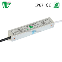20 Watt waterproof led driver constant current