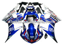 For Yamaha YZFR6 YZF-R6 2005 Brand New Injection ABS Fairing Body Work