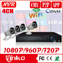 All In One Kit 2.4G Wireless long range wireless cctv camera system with competitive price