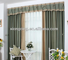 Fashion ready made curtains wholesale and manufacture