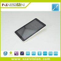 MTK6572 MTK8312 7 inch tablet pc with 3g mobile phone function