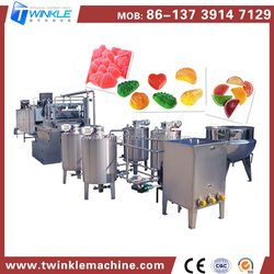 2014 High Quality New Design Jelly Candy Machine/Equipment/Production Line/Assembly Line