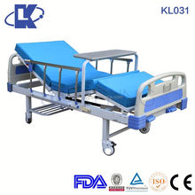PROMITION MODEL 3 function advanced electric hospital bed price of folding bed
