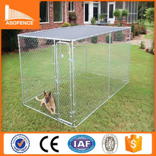 2015 new product outdoor portable large dog kennel(direct factory)