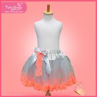 Leopard print tutu skirt, young girls layer ruffles skirt, hot sale girls skirt short shirt