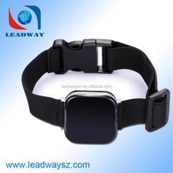 Classic design small gps cat tracking / tracker collars LDW-TKP19Q