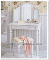 Antique Dressing table for jewelry storage