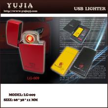 wholesales USB charge Eletronic cigarette lighter flameless cheap lighter