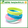 Beautiful Worth Buying Silicon Debossed Wristbands