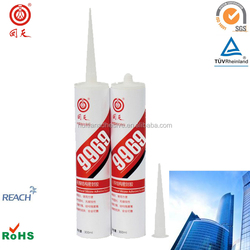 HT9969 ECO-FRIENDLY HIGH PERFORMANCE Silicone silicon glass glue For Alu. Curtain Wall