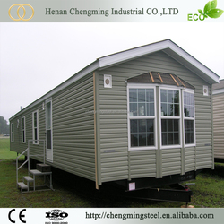 2015 Best Seller Fabricated House \ Pvc Housing Led Module \ Low Carbon House