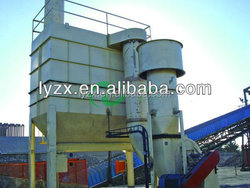 Asphalt Mixing Plant--Cyclone dust collector