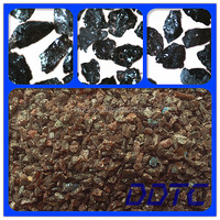 Bonded Tools for Granite / Marble Grinding Discs Abrasive Grains Brown Fused Alumina