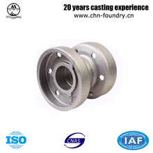 OEM Axle Sleeve Resin Coated Sand Casting Spherical Graphite Cast Iron