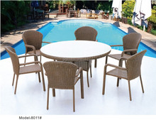 stainless steel frame granite table outdoor furniture