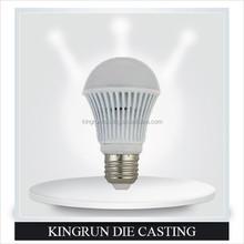 Aluminum Die Casting LED Bulb Light Body/Heatsink