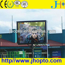 2012 new invention waterproof PH10 price led full colour outdoor display