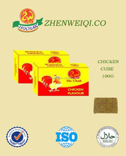 NEW TECHNOLOGY HALAL CHICKEN CURRY BOUILLON CUBE/SPICES/SEASONING CUBE HEATH FOOD FLAVORS
