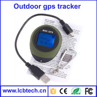 Micro longitude latitude gps gsm data logger tracker , mini size, POI setting