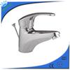construction sanitary ware brass water basin mixer cheap, bathroom faucet family