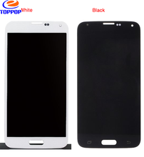 Mobile Phone Lcd Touch Screen For Samsung Galaxy S5, Lcd Display With Touch Screen For Samsung Galaxy S5 G900