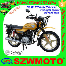 HOT SALE in South America Economic NEW KINGKONG CG street motorcycle