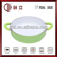 cast iron mini soup pots